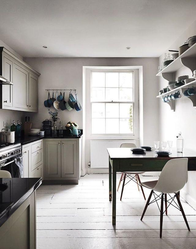 Soft Tones In Bristol Georgian Homes Interior Design Kitchen