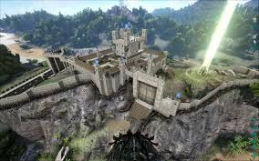 Image Result For Ark Survival Evolved Castle Ark Survival