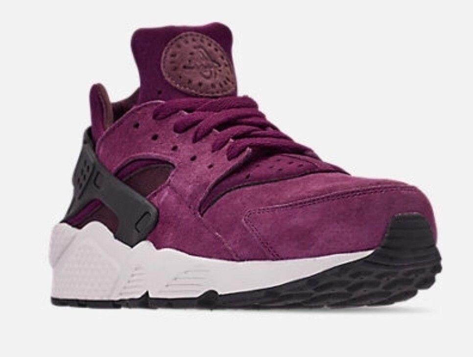eaac9acdc412f NEW MEN S Womens NIKE AIR HUARACHE RUN PRM Shoes Bordeaux SizeMen 10 Women 11.5   fashion  clothing  shoes  accessories  mensshoes  athleticshoes (ebay link)