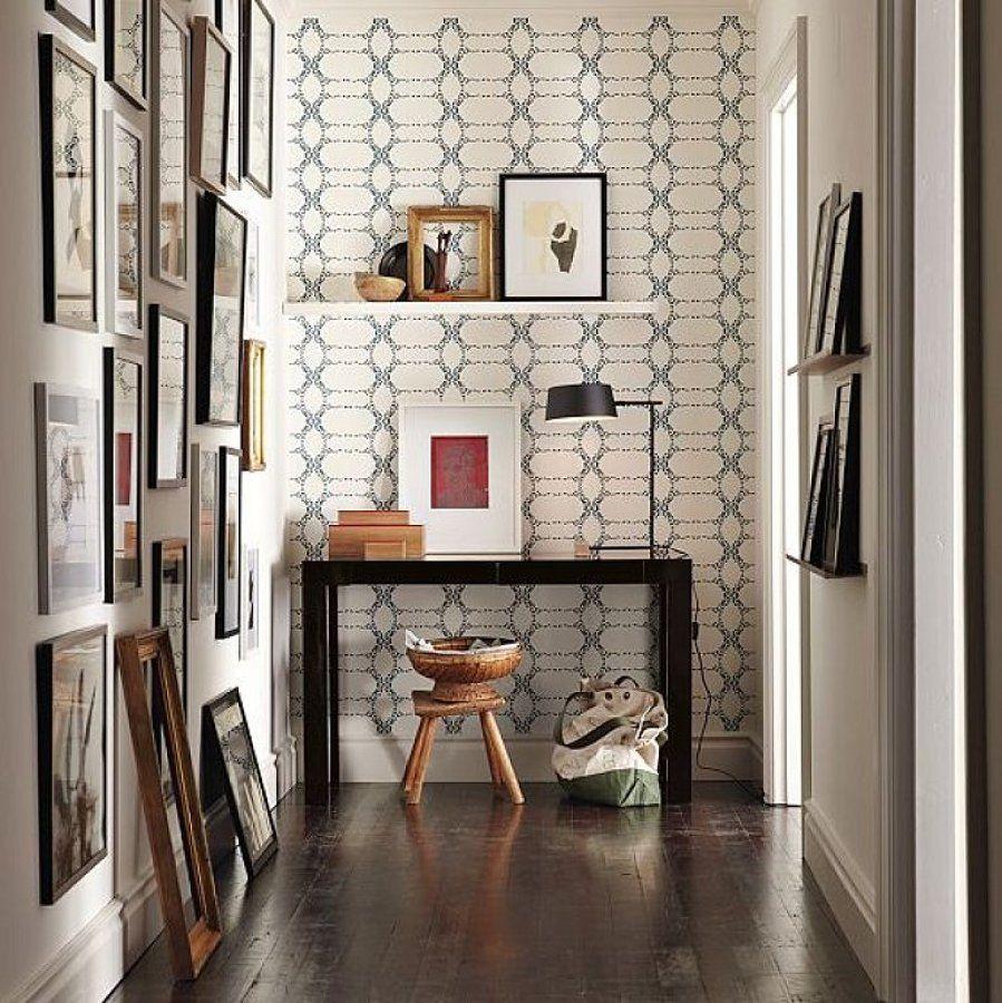 Pasillo con cuadros enmarcados | Pasillos - Corredores | Pinterest ...