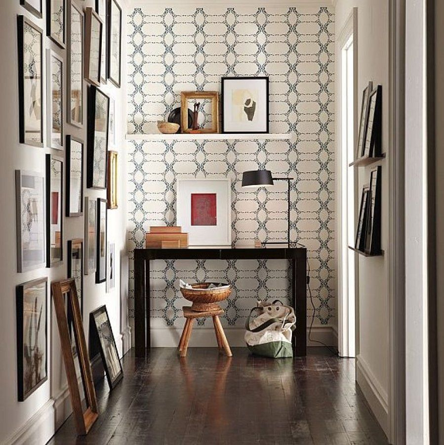 Cuadros enmarcados colgados de toalleros IKEA vivir Pinterest