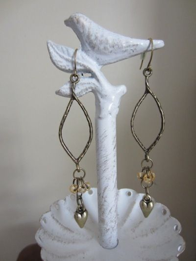 The Kelley Earrings #2 ~ $20.00