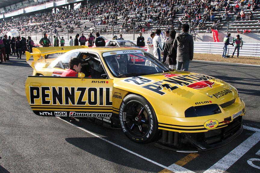 Pennzoil Gtr Race Car Gran Turisom