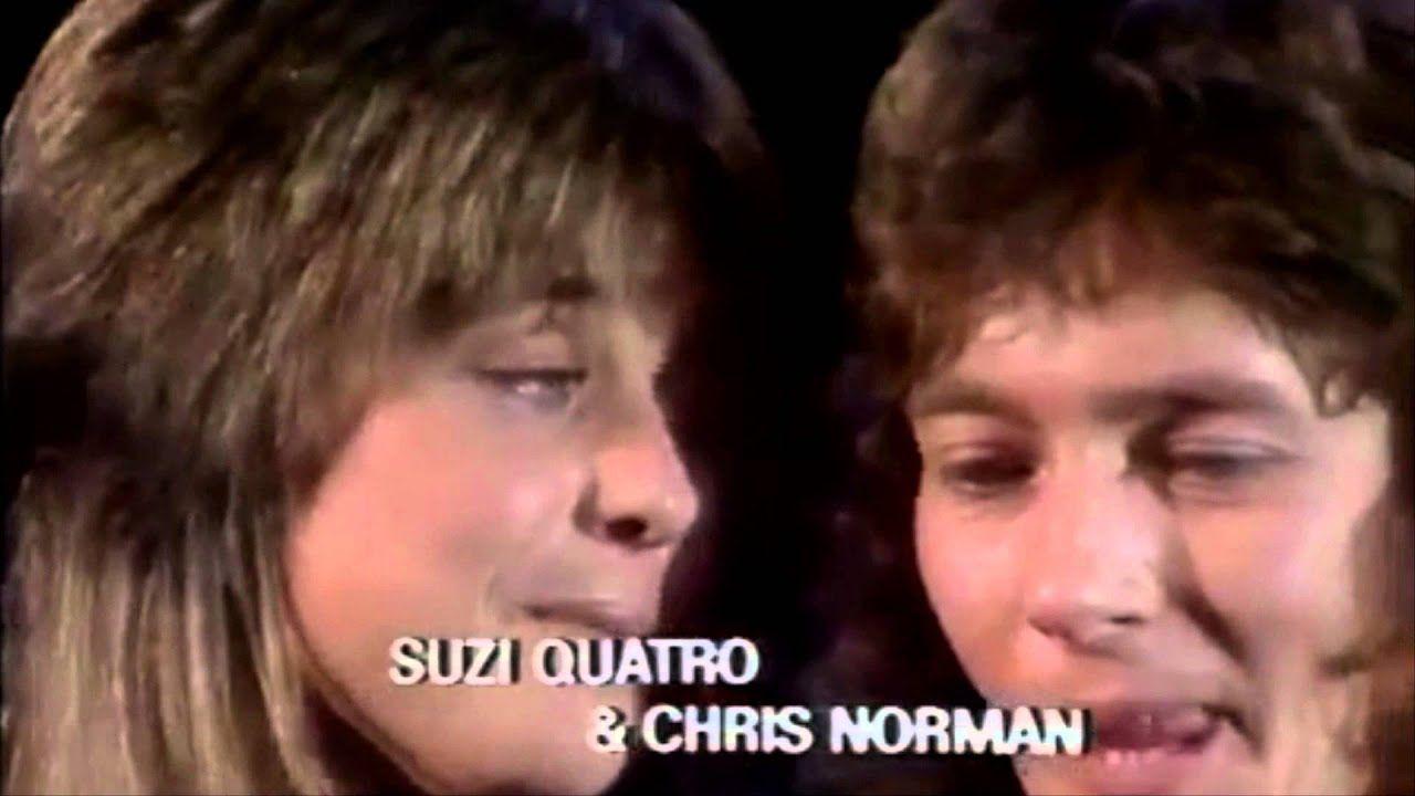 Chris Norman Suzi Quatro Stumblin In Norman Chris 70s Music