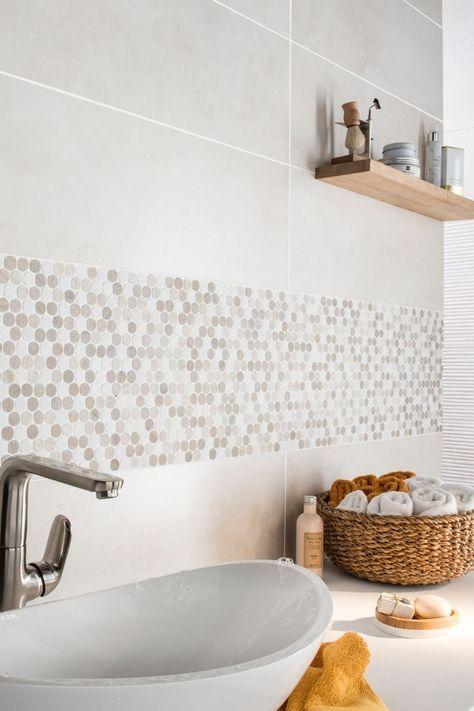 Les Plus Beaux Carrelages Muraux Pour Une Salle De Bains Deco