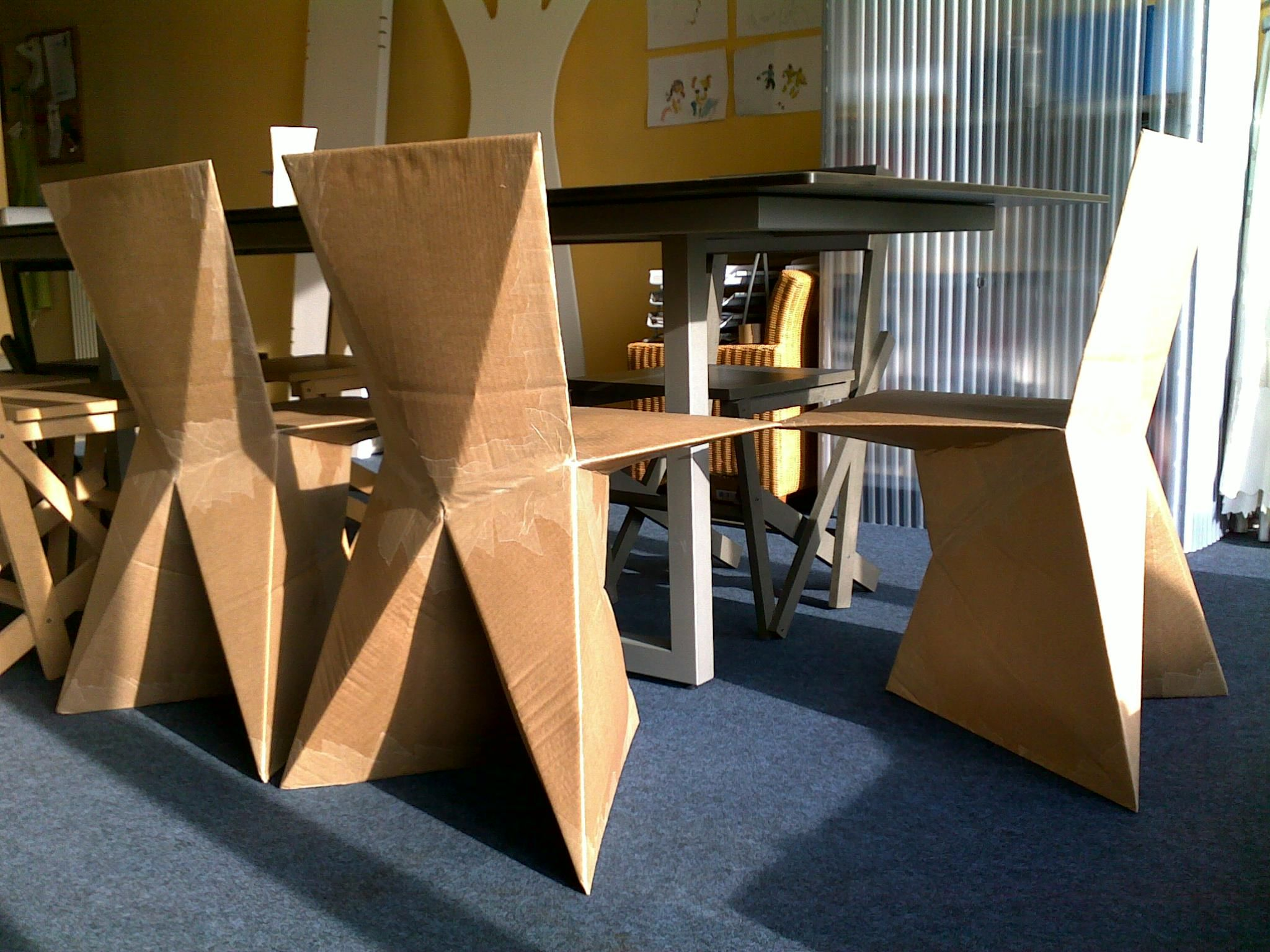 cardboard furniture diy. Cardboard Furniture Plans Diy