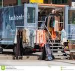 Fashion truck Royalty Free