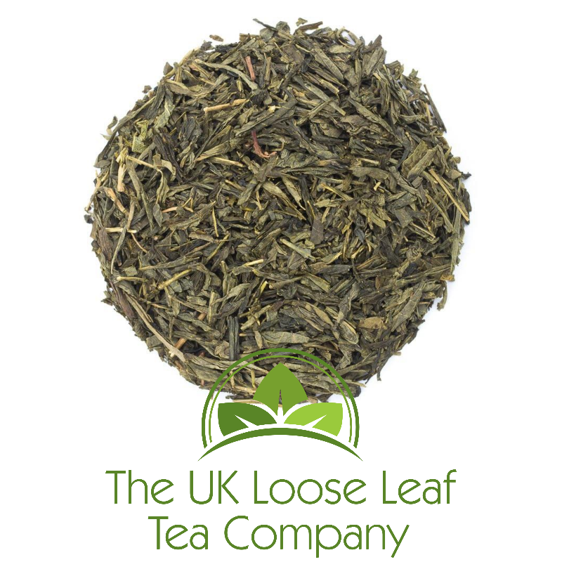 Green Vanilla Tea.  A flavoured green tea - An intensive vanilla flavour sweetens the delicate tartness of this popular large-leafed Japanese sencha.    Cup Colour: yellow-green. Amount of tea per cup: 1 slightly heaped teaspoon. Brewing time: 2-3 min.