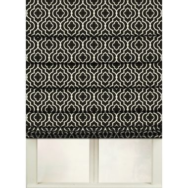 Donetta Waterfall Roman Shade Found At Jcpenney Roman