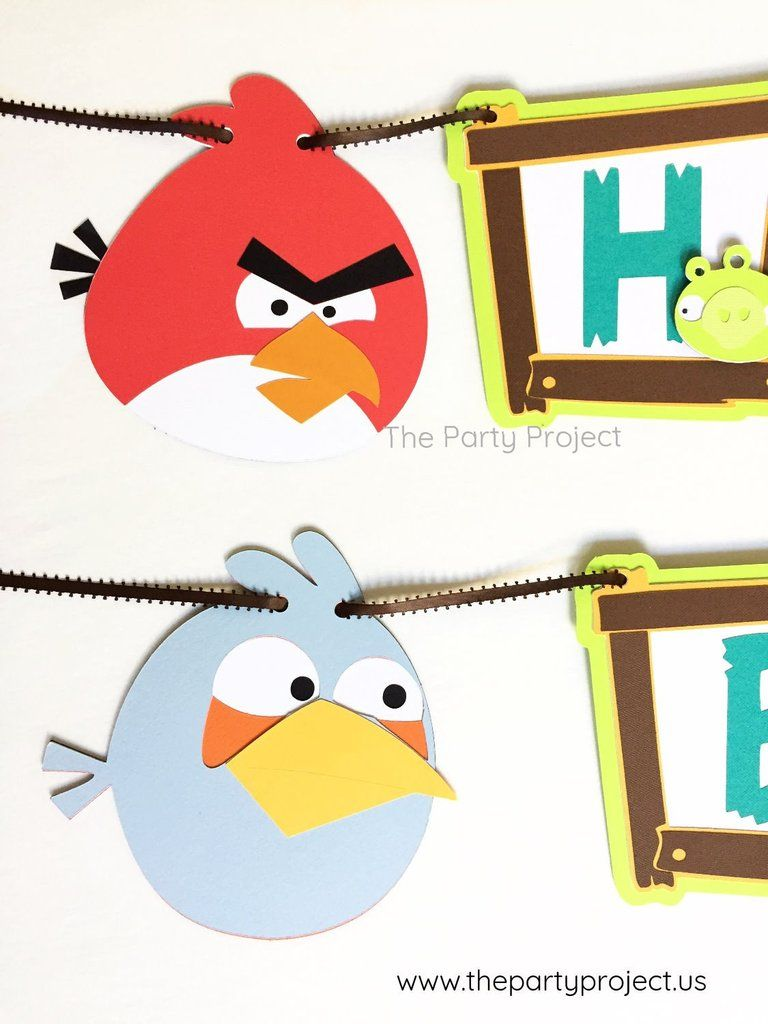 Make your Angry Birds birthday party as fun as the game with this ...