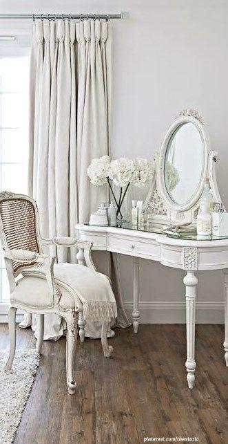 ♥ Bridal Room | MAKE UP SAMMLUNG | Collection | Schminktisch | Vanity |  Aufbewahrung | Pinterest | Schminktische Und Sammlung