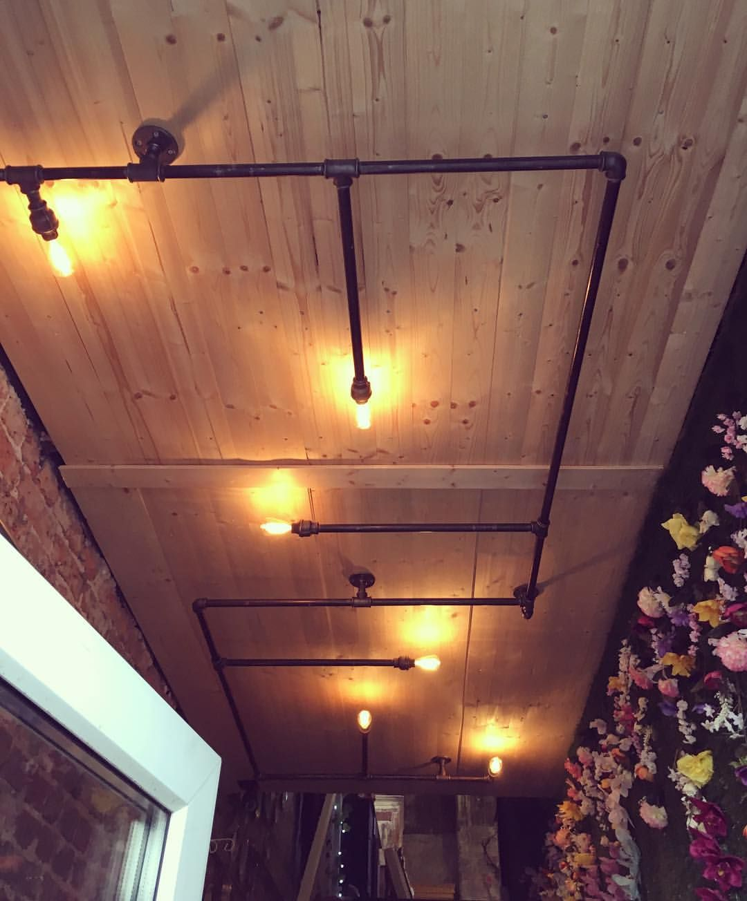 diy pipe lighting. Stephen Perry On Instagram: \u201cThis Industrial Style Pipe Light Is The Biggest Piece I\u0027ve Made So Far. I\u0027m Pleased With Finished Product. Diy Lighting T