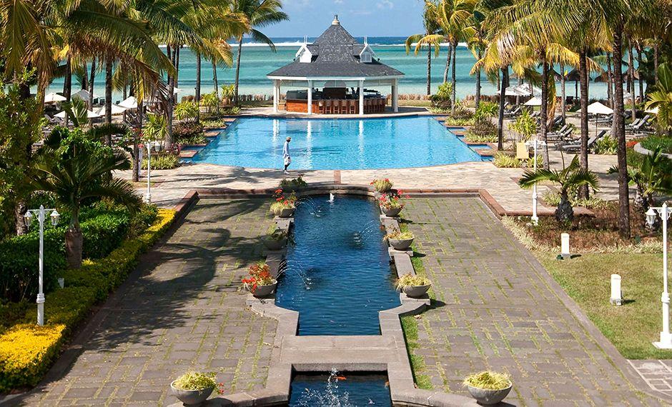 Zilwa Attitude  piscine Mauritius hotels Pinterest Mauritius