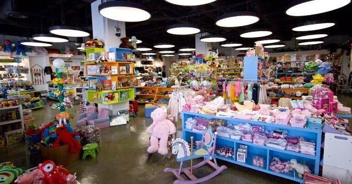 Loja de brinquedos em Los Angeles #viagem #california