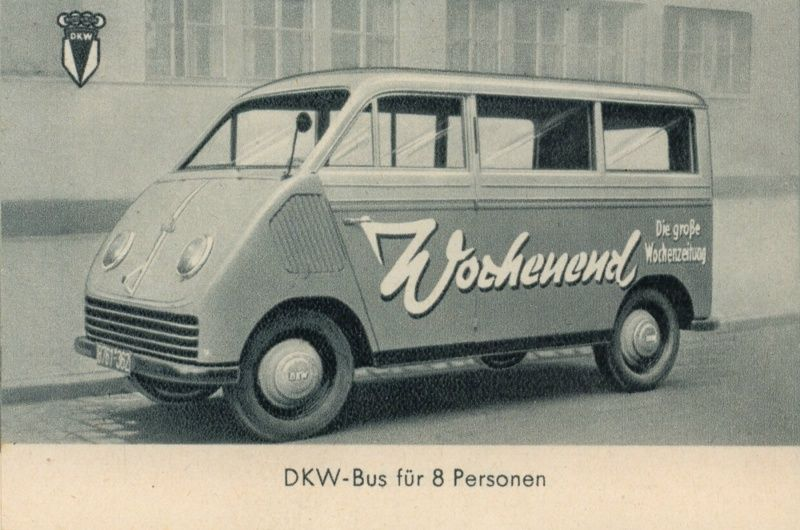 dkw bus f r 8 personen dkw schnellaster oldtimer bus. Black Bedroom Furniture Sets. Home Design Ideas