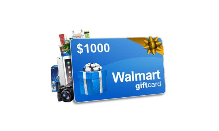 Enter to win a 1000 walmart gift card httpstinyurl