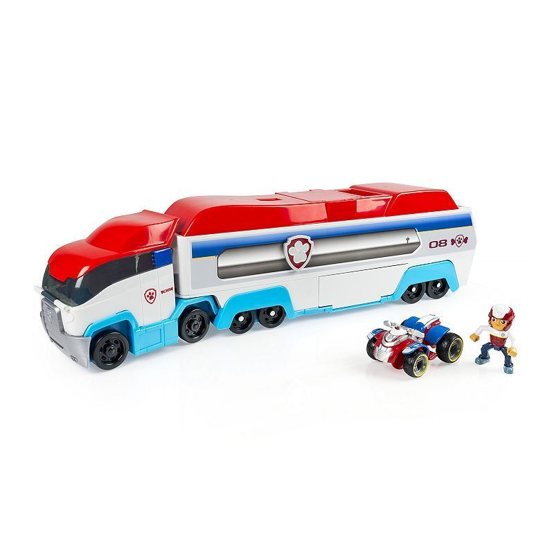 Paw Patrol Paw Patroller, Multicolor | Products | Pinterest