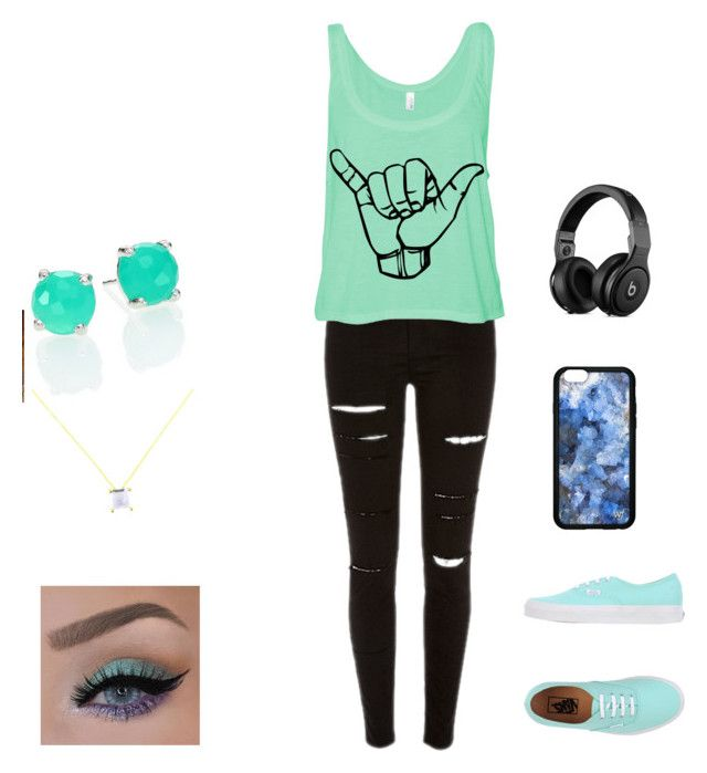 """""""Rock Candy"""" by hazel2002 ❤ liked on Polyvore featuring moda, Vans e Ippolita"""