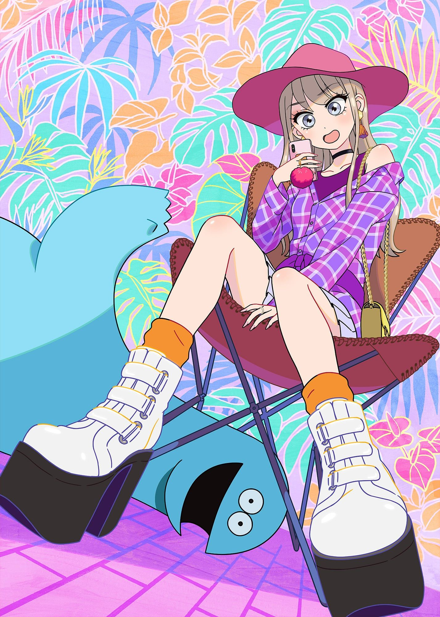 Gal to Kyouryuu 02 in 2020 anime, Anime