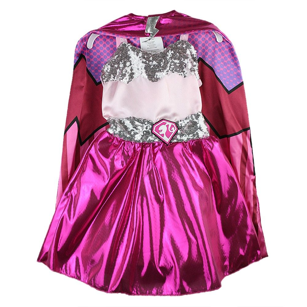 Barbie Princess Power Deluxe Dress Up Costume