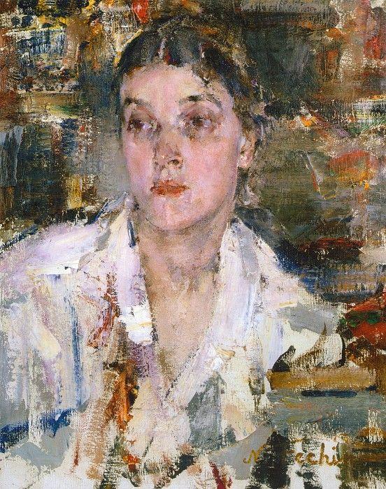 Александра (1927—1933) 2. Николай Фешин