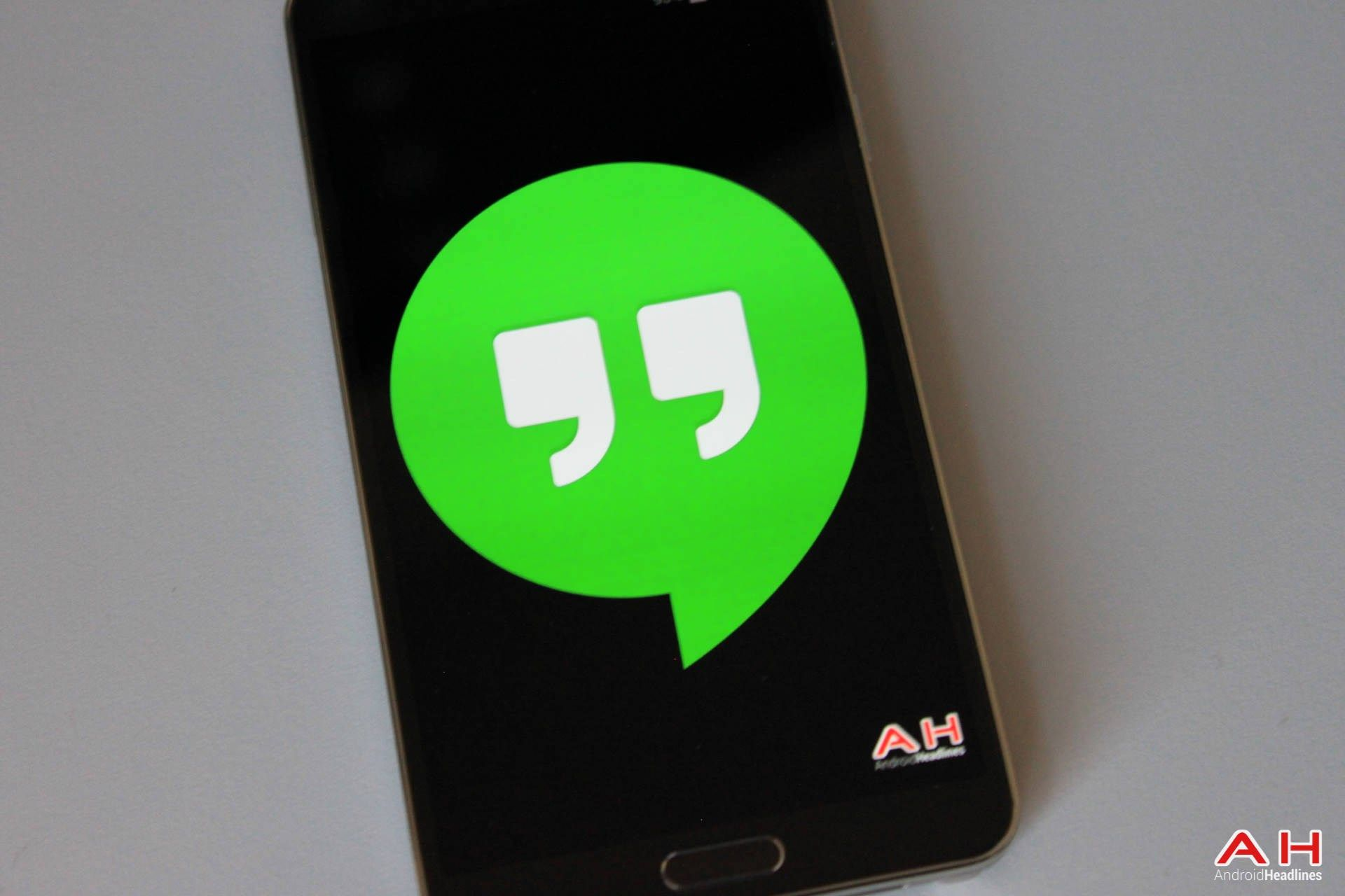 Google Using Hangouts On Google Play To Provide Customers