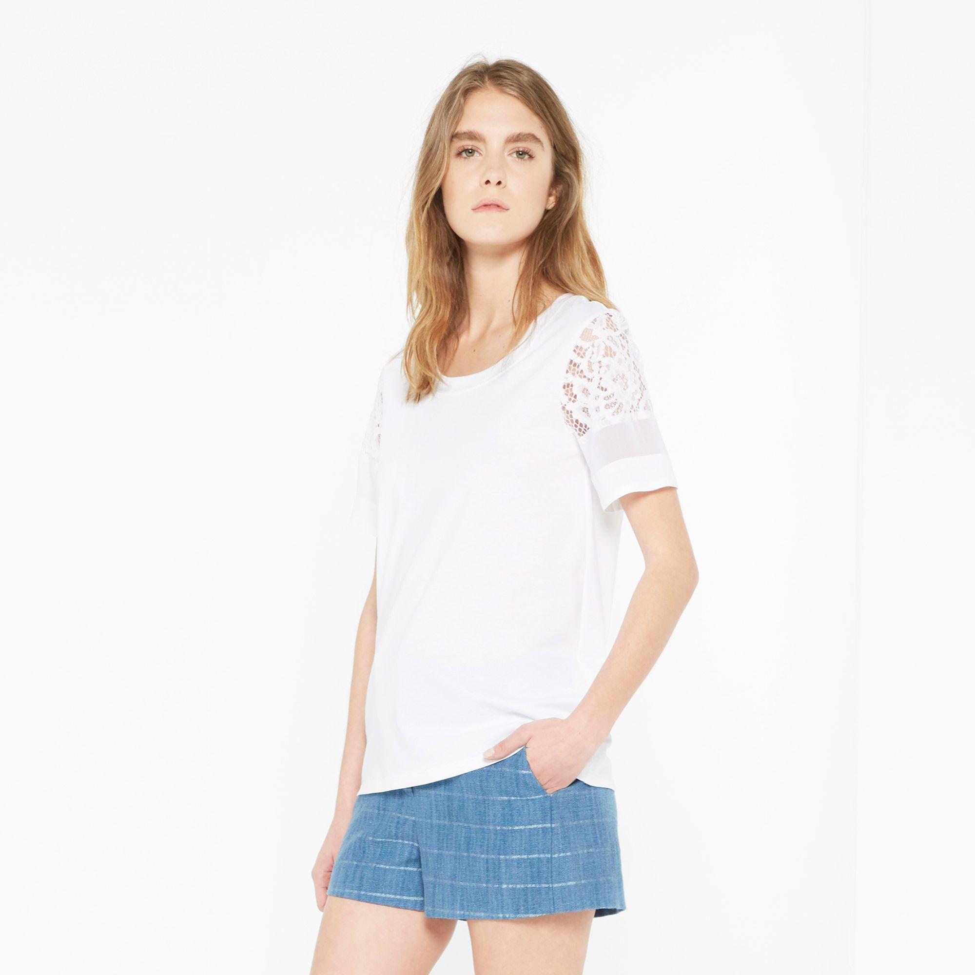 Toti - T-shirts - Sandro-paris.com
