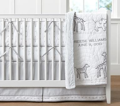Reese Organic Nursery Bedding Pbkids