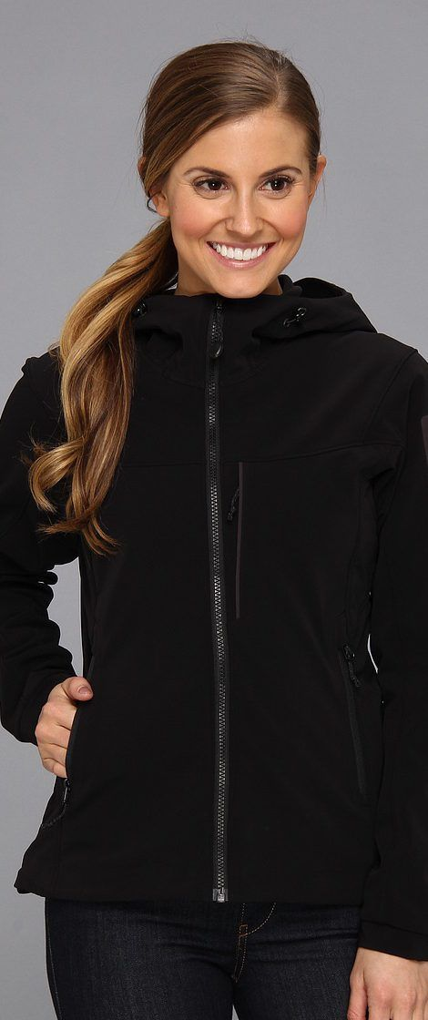 Arc'teryx Gamma MX Hoody (Blackbird) Women's Coat - Arc'teryx, Gamma MX Hoody, 12661, Apparel Top Coat, Coat, Top, Apparel, Clothes Clothing, Gift - Outfit Ideas And Street Style 2017