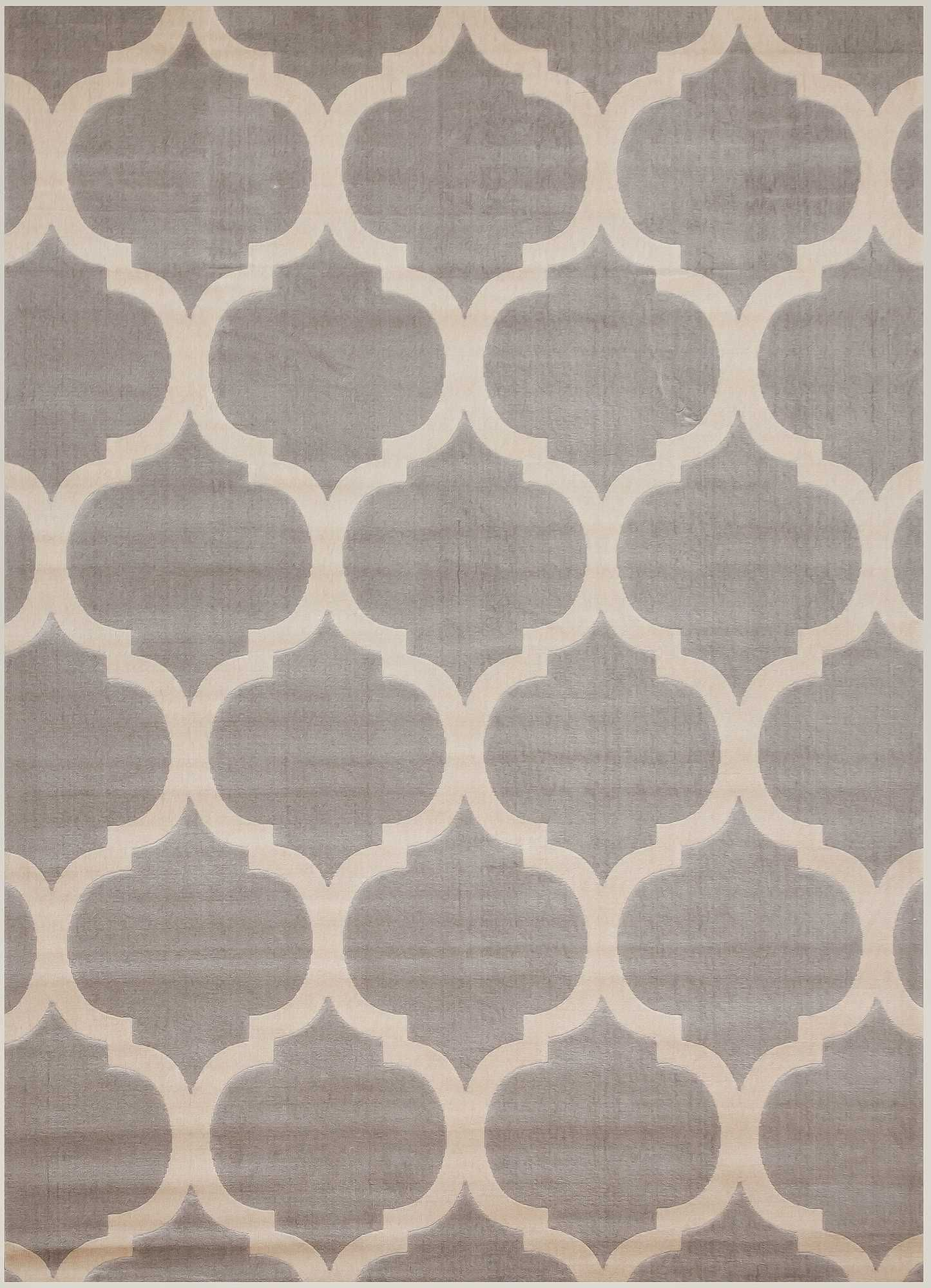The Broadway Trellis Area Rug Features A Designer Look That