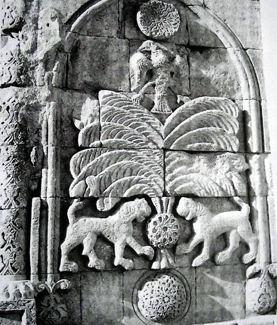 4000 year old Sumerian tree of life (With images)   Ancient ...