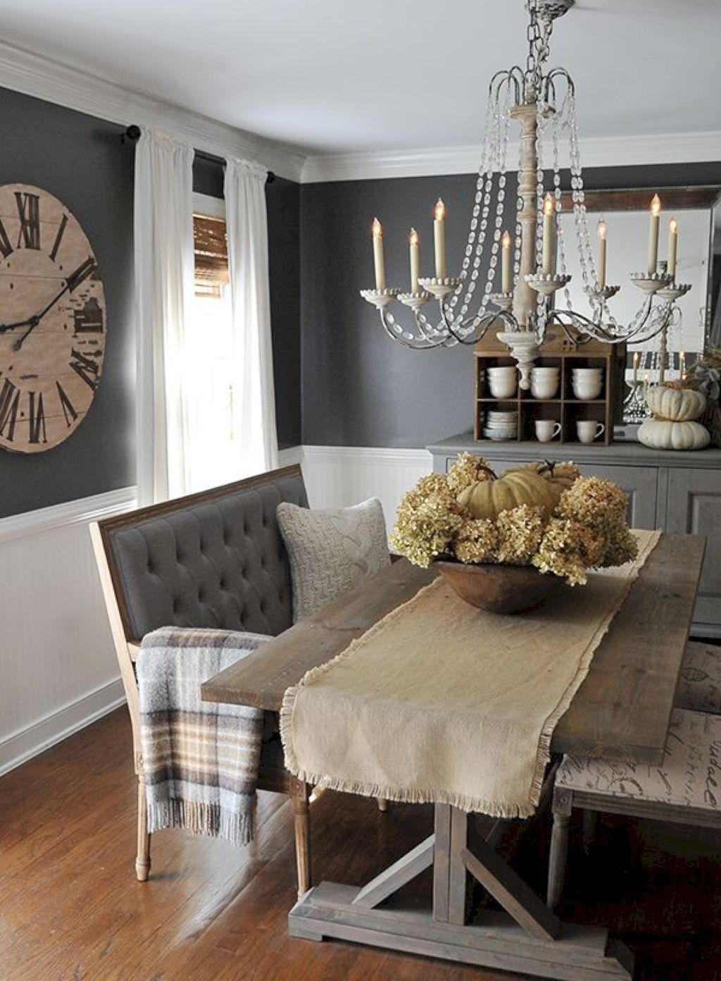 Dining Room Remodel Delectable 40 Comfy Modern Farmhouse Dining Room Remodel Ideas  Modern Design Ideas