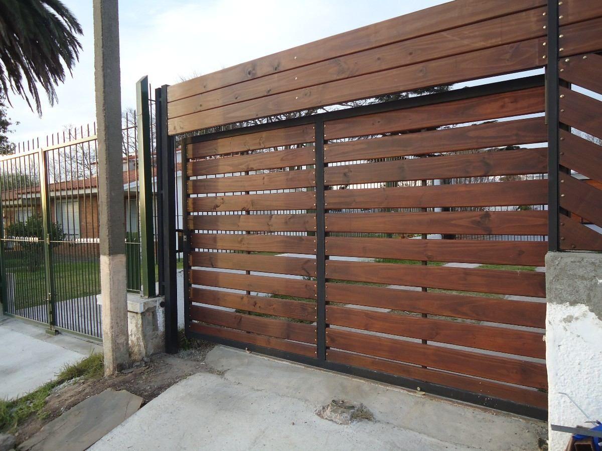 Dise os rejas para frente casas buscar con google portones en 2019 pinterest puertas - Arreglo de puertas de madera ...