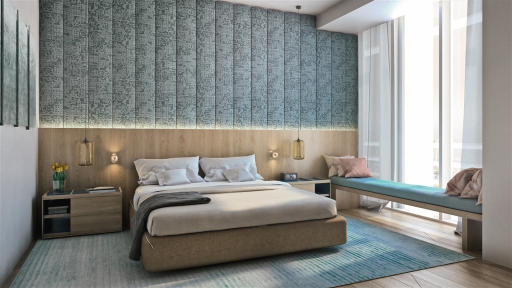 Patricia Urquiola Designs The Rothschild Summit Penthouse At Richard Meier S Meier On Rothschild