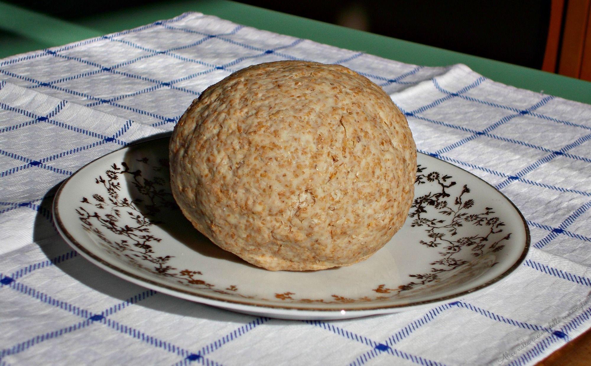 Pasta fresca integrale fatta in casa ricetta base vegana for Alice cucina ricette