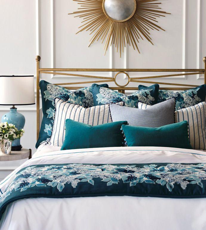 Best Lacecap Floral Bedding Collection Luxury Interior 400 x 300