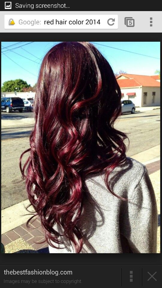 Red Purple Hair Done Did Pinterest Red Purple Pretty Hair