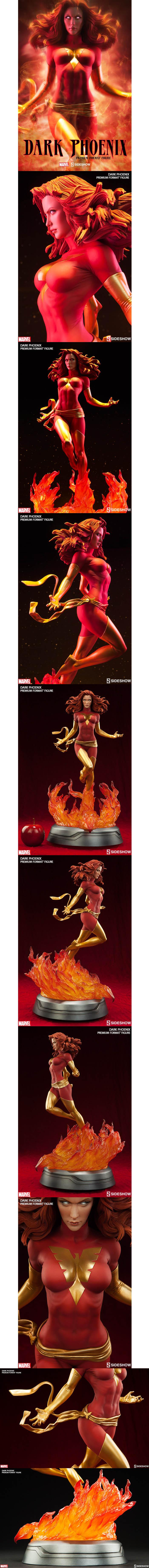 [[예약상품]Dark Phoenix Premium Format™ Figure]