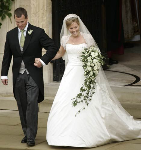 Peter Phillips and his wife Autumn Kelly | Royal wedding ...