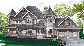 Victorian style house designs - Home design and style