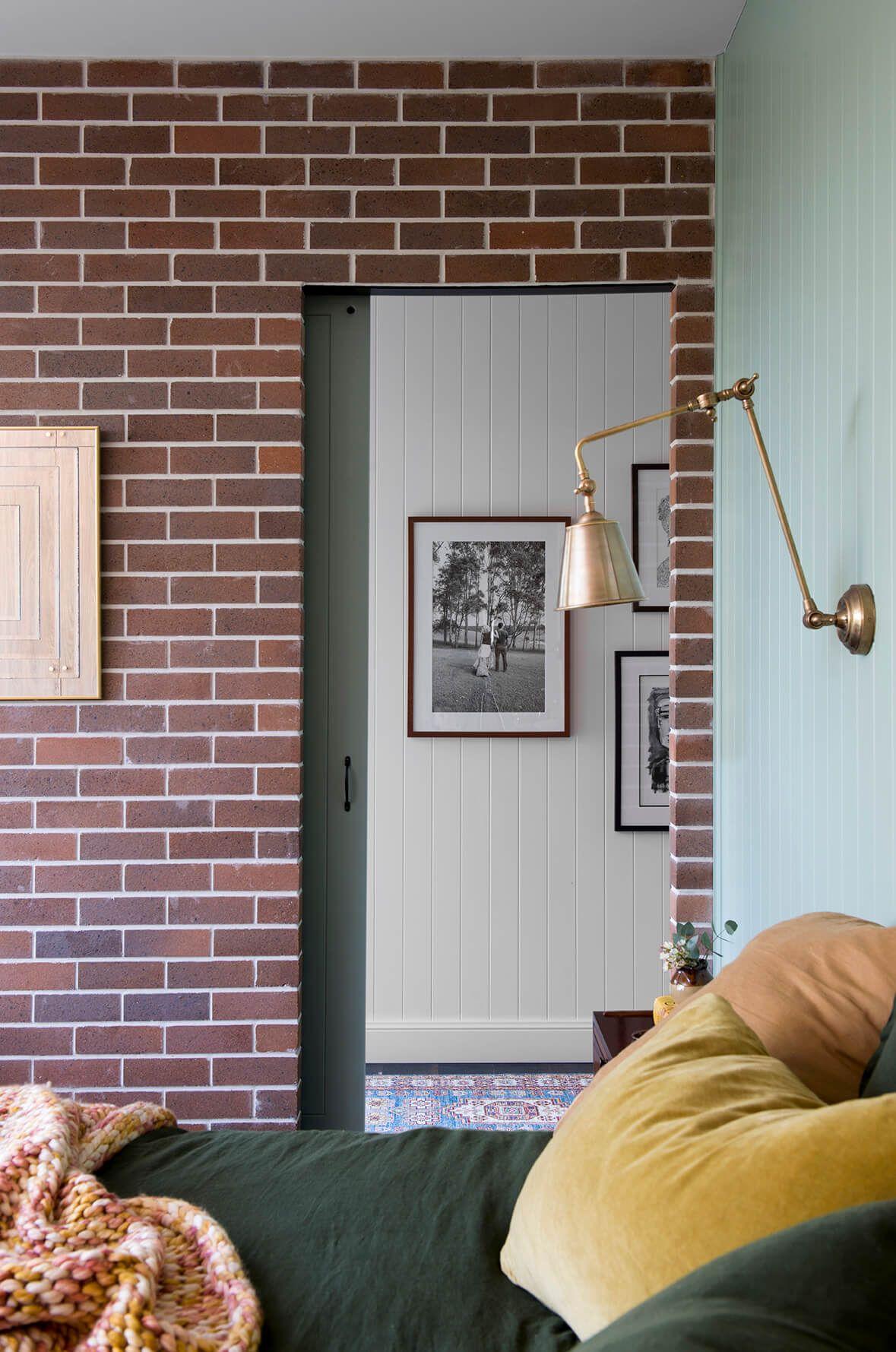 Une chambre verte pour une ambiance cosy | Intérieurs de rêve ...