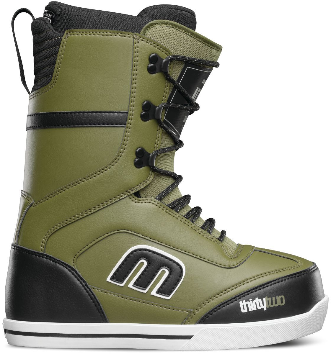 The Thirtytwo Lo-Cut snowboard boots have received a major liner upgrade  for the 2016 9e0292cae