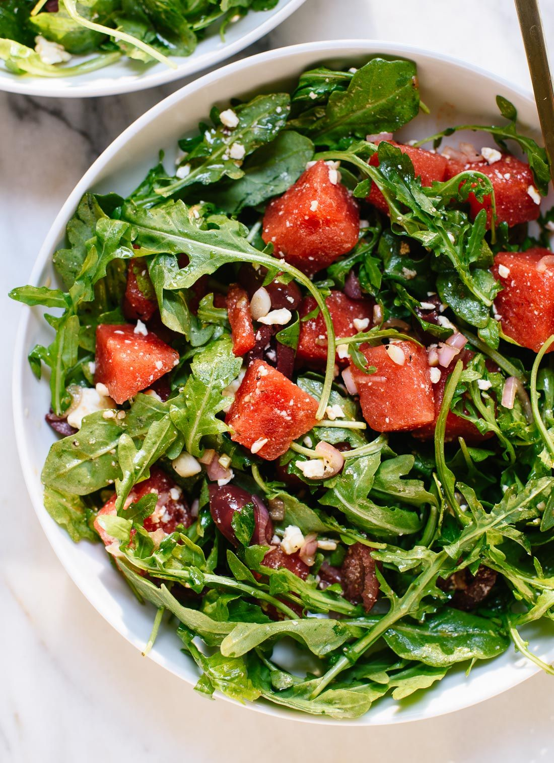 This Watermelon Arugula Salad Recipe Will Be Your Warm-WeatherGo-To