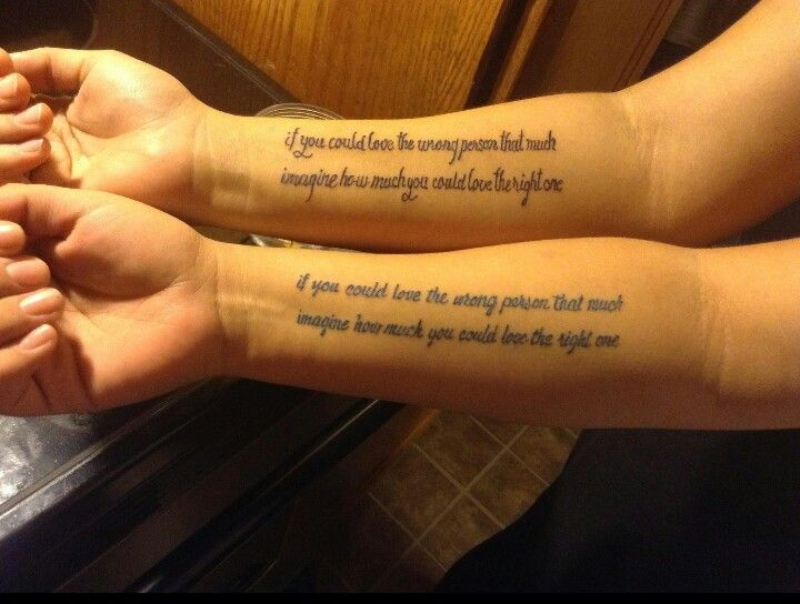 50+ Meaningful Family Tattoos For Men (2019) Matching ...