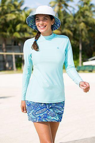 Reversible Pool Hat. Reversible Pool Hat Sun Protective Clothing 01fbfecc326e