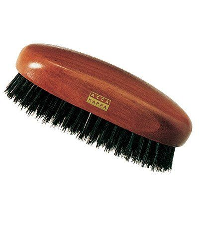 Military Style Hair Brush Acca Kappa Military Fashion Natural Hair Oils