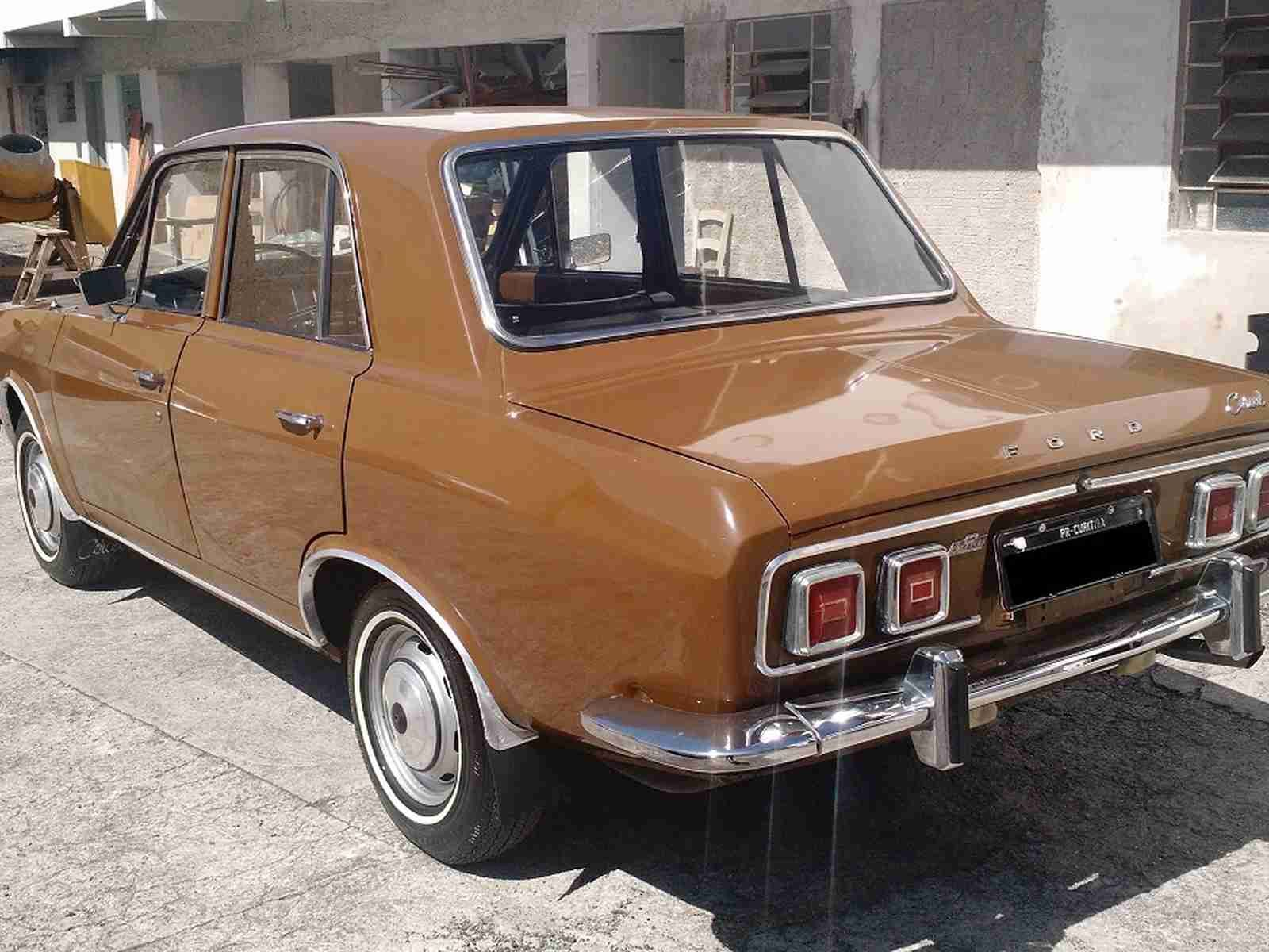 Best Corcel Ideas On Pinterest Ford Corcel Carros Antigos