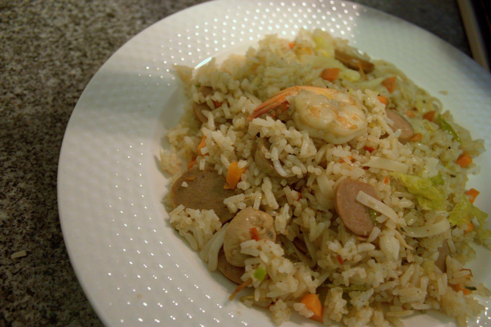 The New Housewife S Kitchen Nasi Goreng Mawut Mixed Fried Rice Resep Masakan Masakan Resep