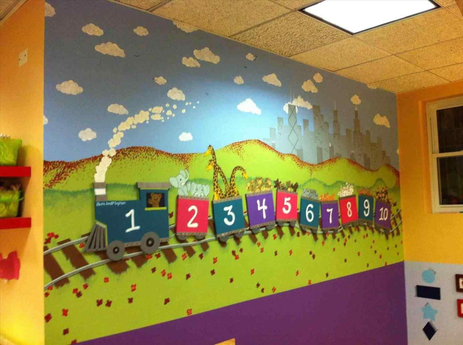Pretty 11 Classroom Wall Decoration Ideas For Your Kids