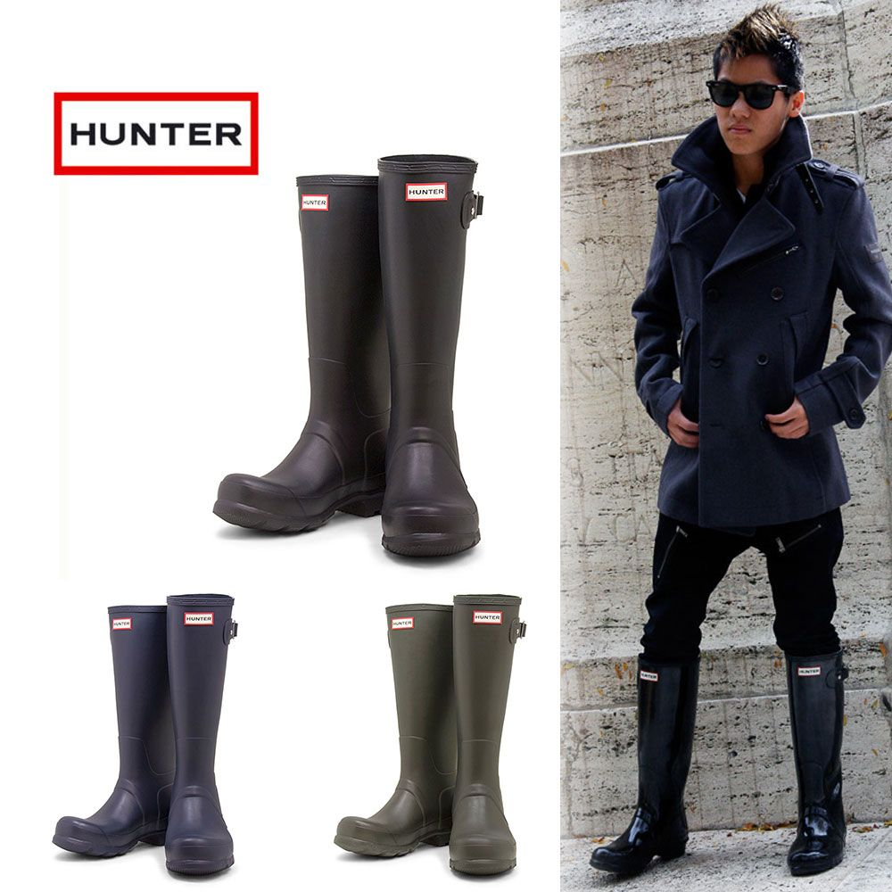 3b12be06ef3 hunter boots men - Google Search | Shoes in 2019 | Hunter boots ...